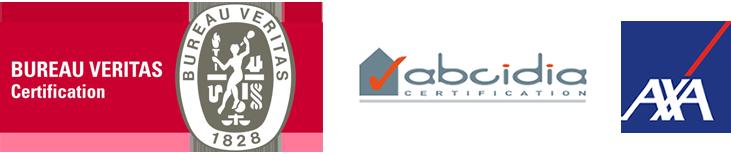 certification bureau veritas et abcidia